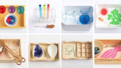 Montessori DIY – proste zabawy dla dzieci od3 do6 lat