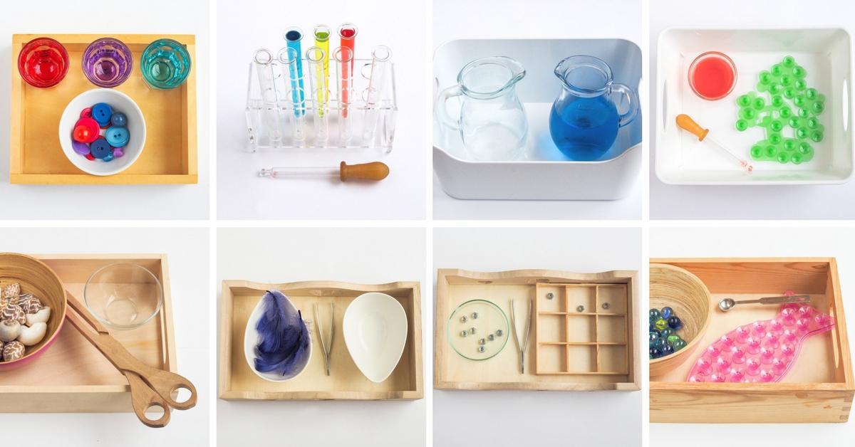 Montessori DIY – proste zabawy dla dzieci od 3 do 6 lat