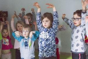 warsztaty teatralne dla dzieci warszawa
