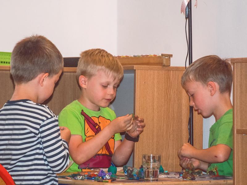 zerówka Montessori