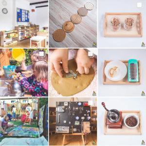 instagram montessori